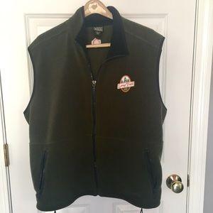 Ouray fleece vest